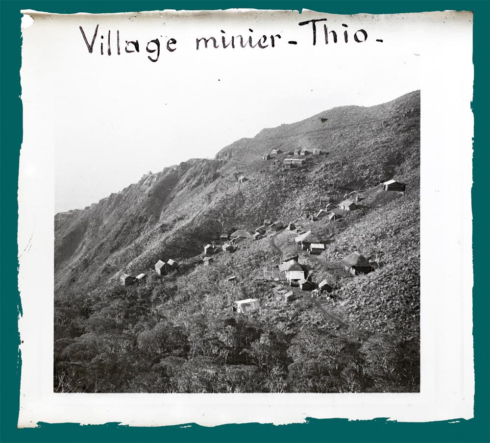 Village minier de Thio